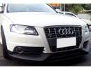 Audi A4 B8 / 8K S-Line Extensie Bara Fata Speed