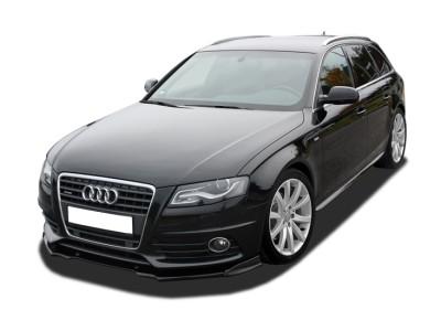 Audi A4 B8 / 8K S-Line Extensie Bara Fata Verus-X