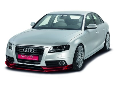 Audi A4 B8 / 8K S-Line O2 Front Bumper Extension