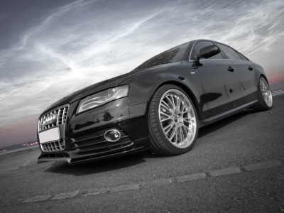Audi A4 B8 / 8K S-Line Recto-S Front Bumper Extension