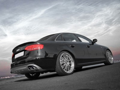 Audi A4 B8 / 8K S-Line Recto-S Heckansatz