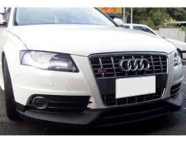 Audi A4 B8 / 8K S-Line Speed Front Bumper Extension