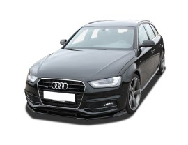 Audi A4 B8 / 8K S-Line V2 Front Bumper Extension
