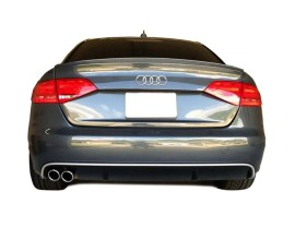 Audi A4 B8 / 8K Vertigo Rear Bumper Extension