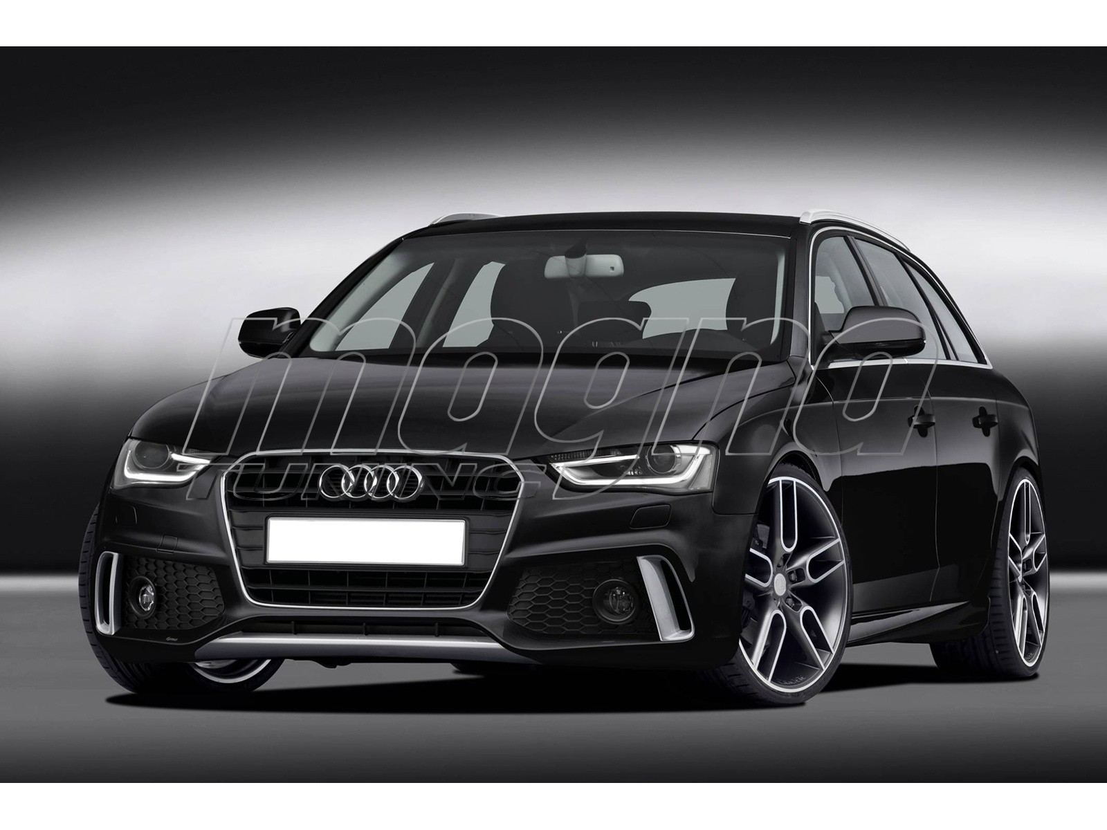Audi A4 B8 8k Facelift Avant Cx Body Kit