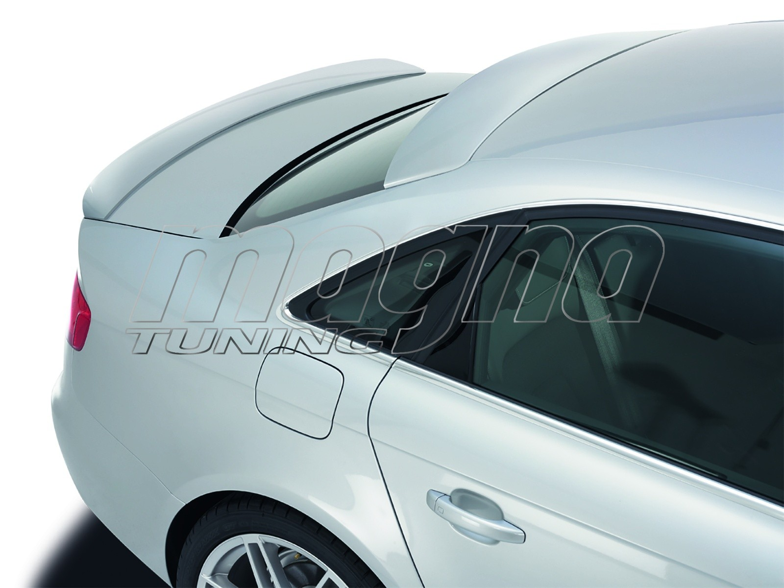 audi a4 b8 8k newline window spoiler. Black Bedroom Furniture Sets. Home Design Ideas