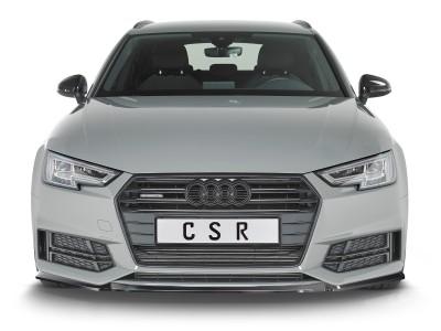 Audi A4 B9 / 8W CX Front Bumper Extension