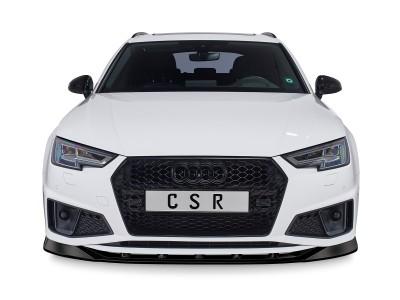 Audi A4 B9 / 8W Crono Front Bumper Extension