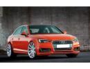 Audi A4 B9 / 8W Enos Front Bumper Extension