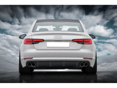Audi A4 B9 / 8W Enos Rear Bumper Extension