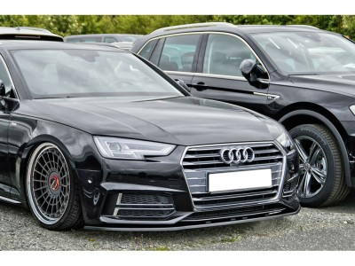 Audi A4 B9 / 8W Intenso Front Bumper Extension