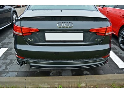 Audi A4 B9 / 8W Master Rear Bumper Extension