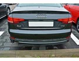 Audi A4 B9 / 8W Master Rear Wing