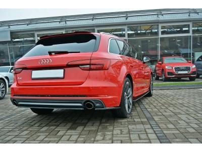 Audi A4 B9 / 8W Matrix Heckansatz