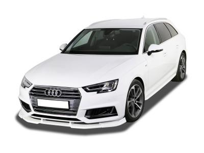 Audi A4 B9 / 8W V2 Front Bumper Extension