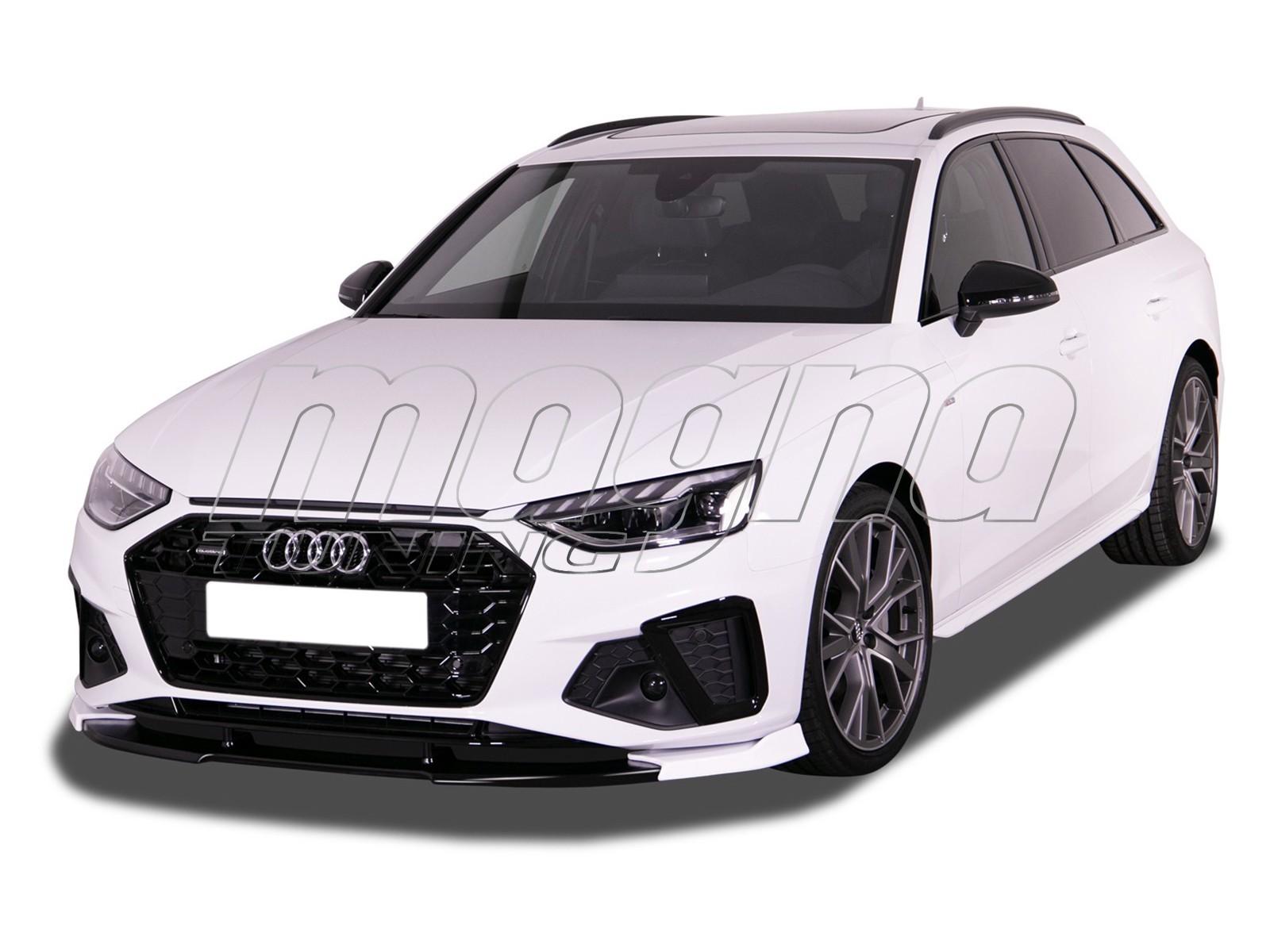 Audi A4 B9 / 8W RX Front Bumper Extension