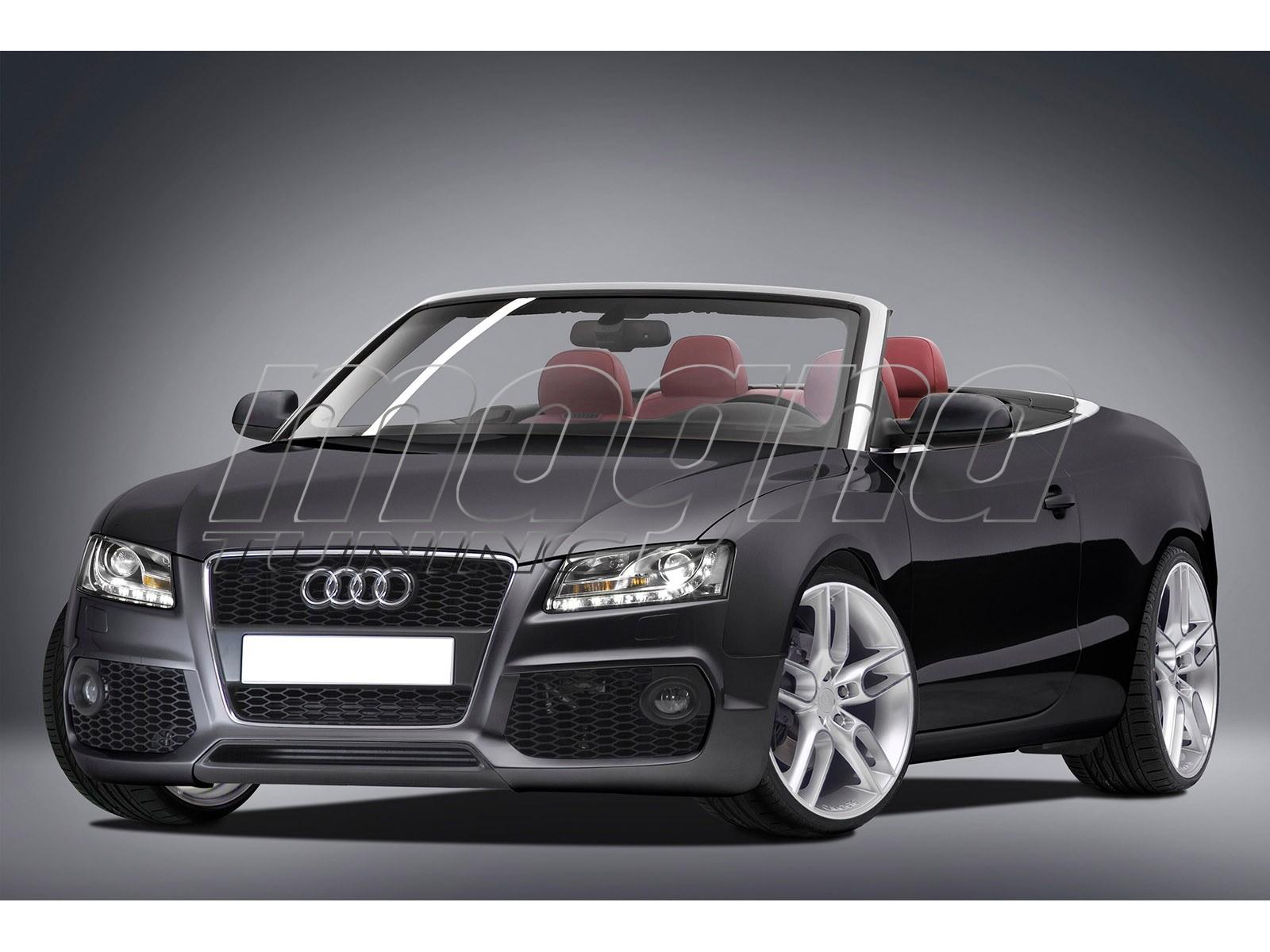 Audi A5 8T C2 Front Bumper