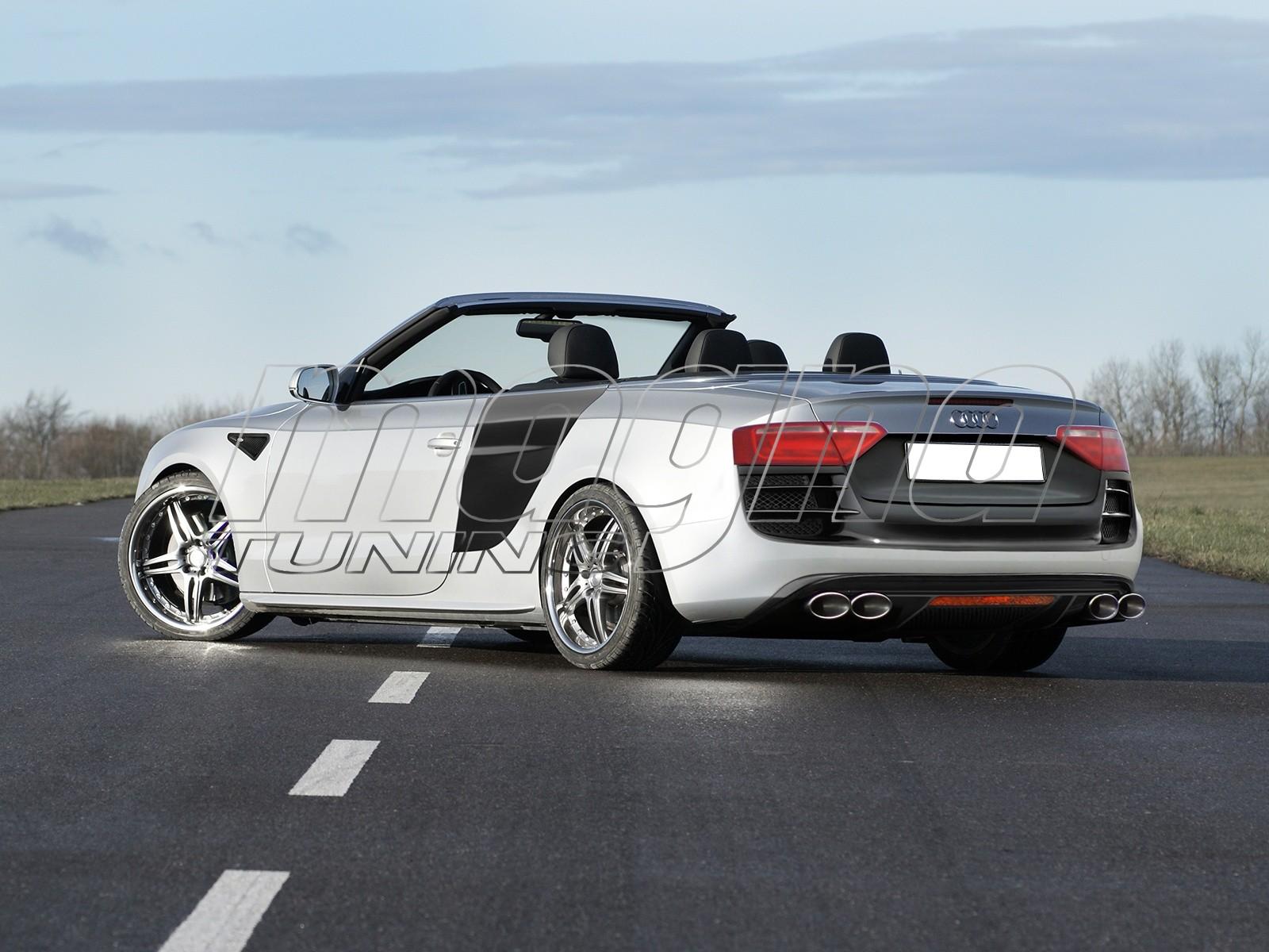 Audi A5 8T Cabrio R-Line Body Kit