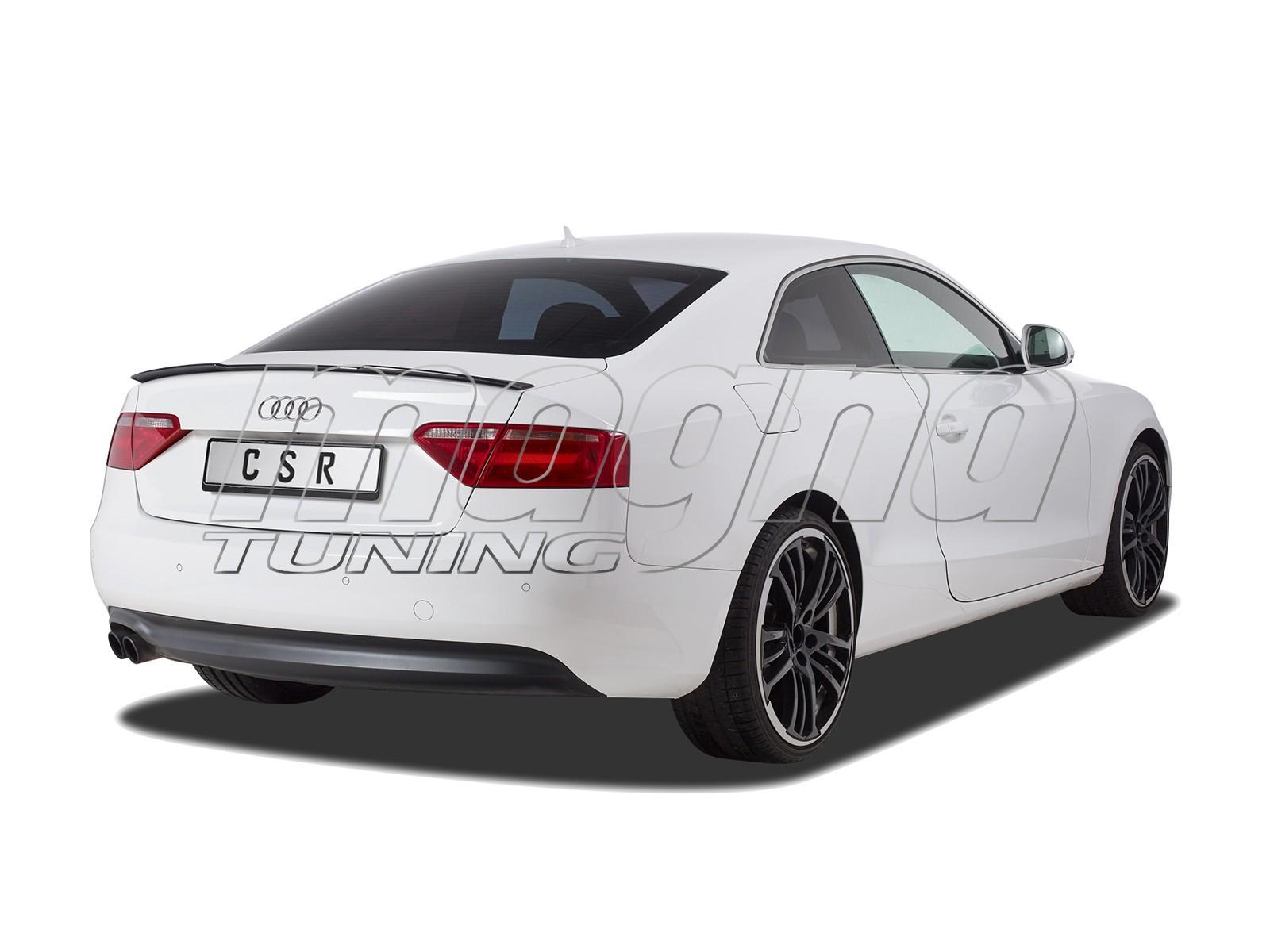 Audi A5 8T Crono Rear Wing