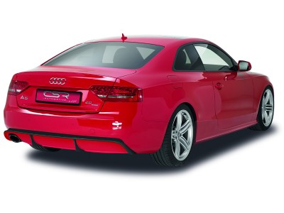 Audi A5 8T Cronos Rear Bumper Extension