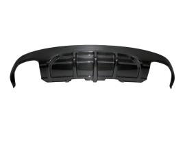 Audi A5 8T DTM-Look Carbon Fiber Rear Bumper Extension