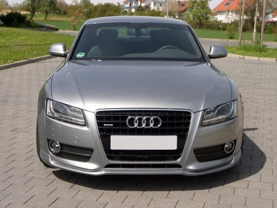 Audi A5 8T Enos Front Bumper Extension