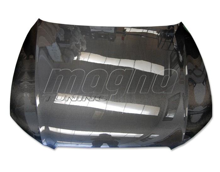 Audi A T Exclusive Carbon Fiber Hood Picture