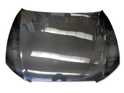 Audi A5 8T Exclusive Carbon Motorhaube