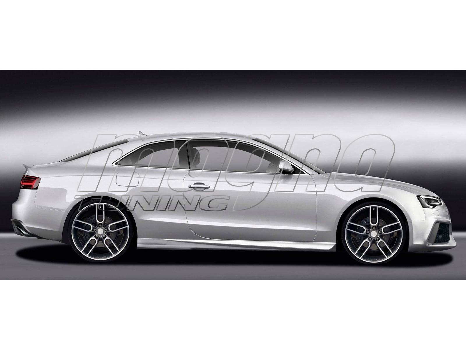 Audi A5 8T Facelift CX Body Kit