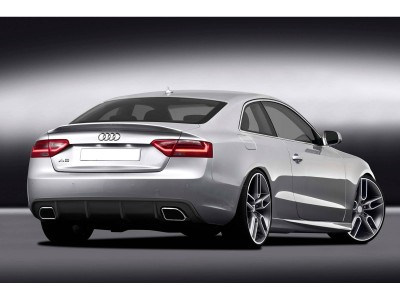 Audi A5 8T Facelift CX Rear Bumper Extension