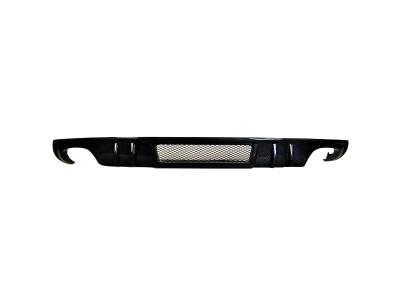 Audi A5 8T Facelift Exclusive Carbon Fiber Rear Bumper Extension