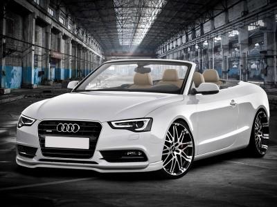 Audi A5 8T Facelift J2 Front Bumper Extension