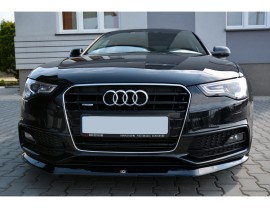 Audi A5 8T Facelift Matrix Front Bumper Extension