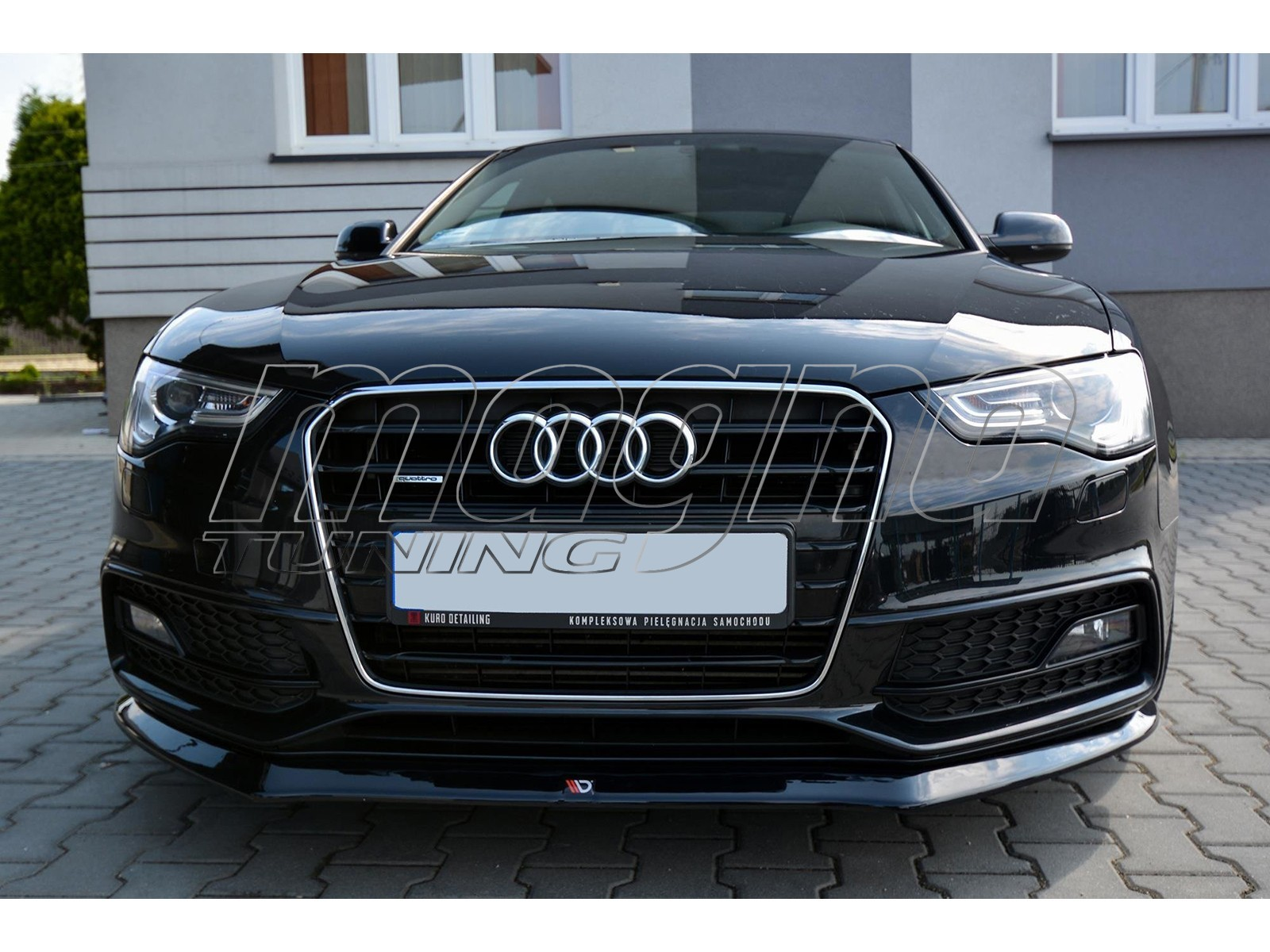 Audi A5 8T Facelift Matrix Frontansatz