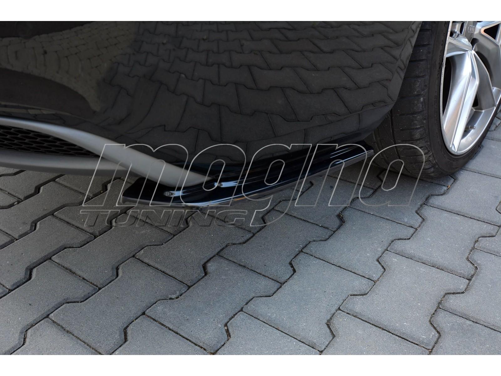 Audi A5 8T Facelift Matrix Heckansatz