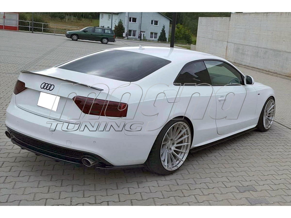 Audi A5 8T Facelift Matrix2 Heckansatz