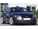 Audi A5 8T Facelift R2 Front Bumper Extension
