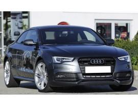 Audi A5 8T Facelift Recto Front Bumper Extension