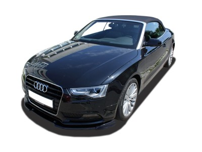 Audi A5 8T Facelift V2 Front Bumper Extension