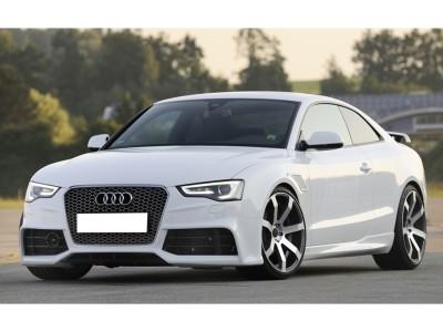 Audi A5 8T Facelift Vortex Front Bumper