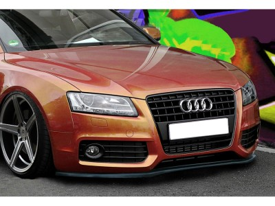 Audi A5 8T Intenso Front Bumper Extension