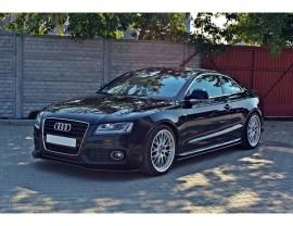 Audi A5 8T MX Front Bumper Extension