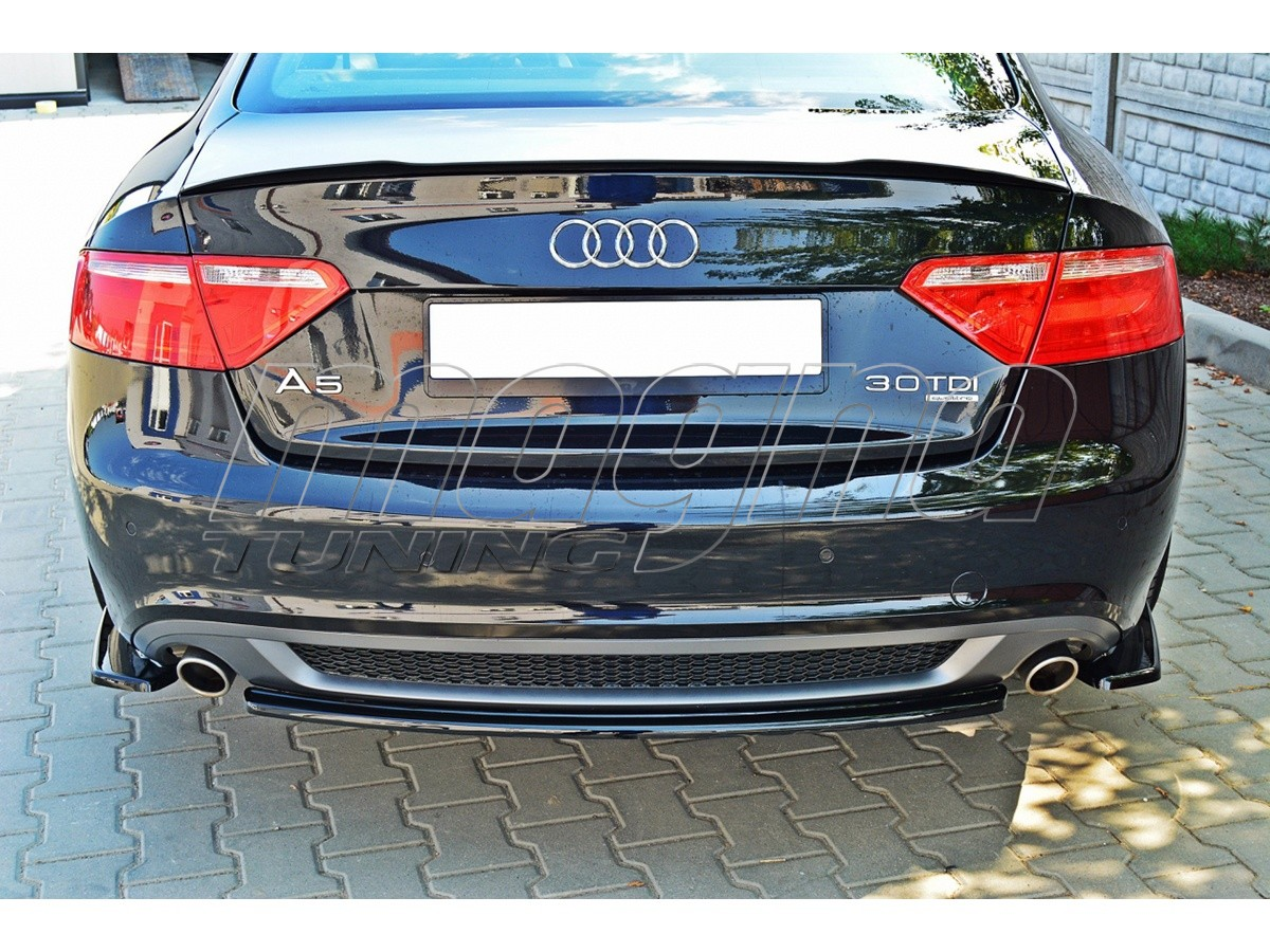 Audi A5 8T MX Heckansatz