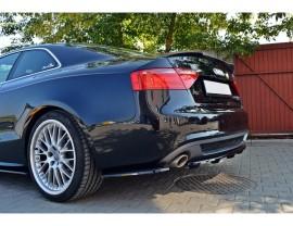 Audi A5 8T MX Heckflugelaufsatz