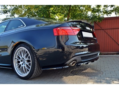 Audi A5 8T MX Rear Wing Extension
