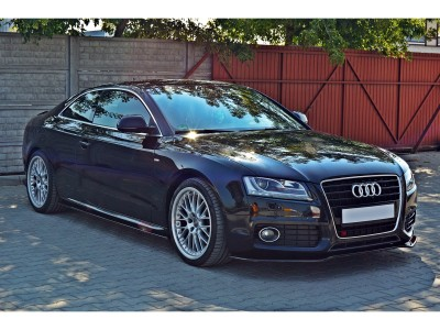 Audi A5 8T MX Side Skirt Extensions