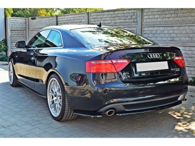 Audi A5 8T MX2 Rear Bumper Extension
