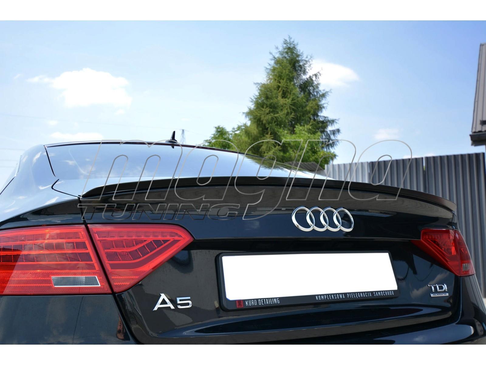 Audi A5 8T Matrix Heckflugelaufsatz