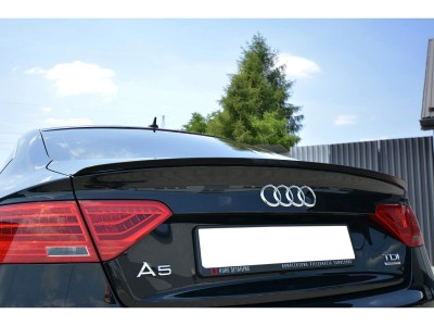 Audi A5 8T Matrix Rear Wing Extension
