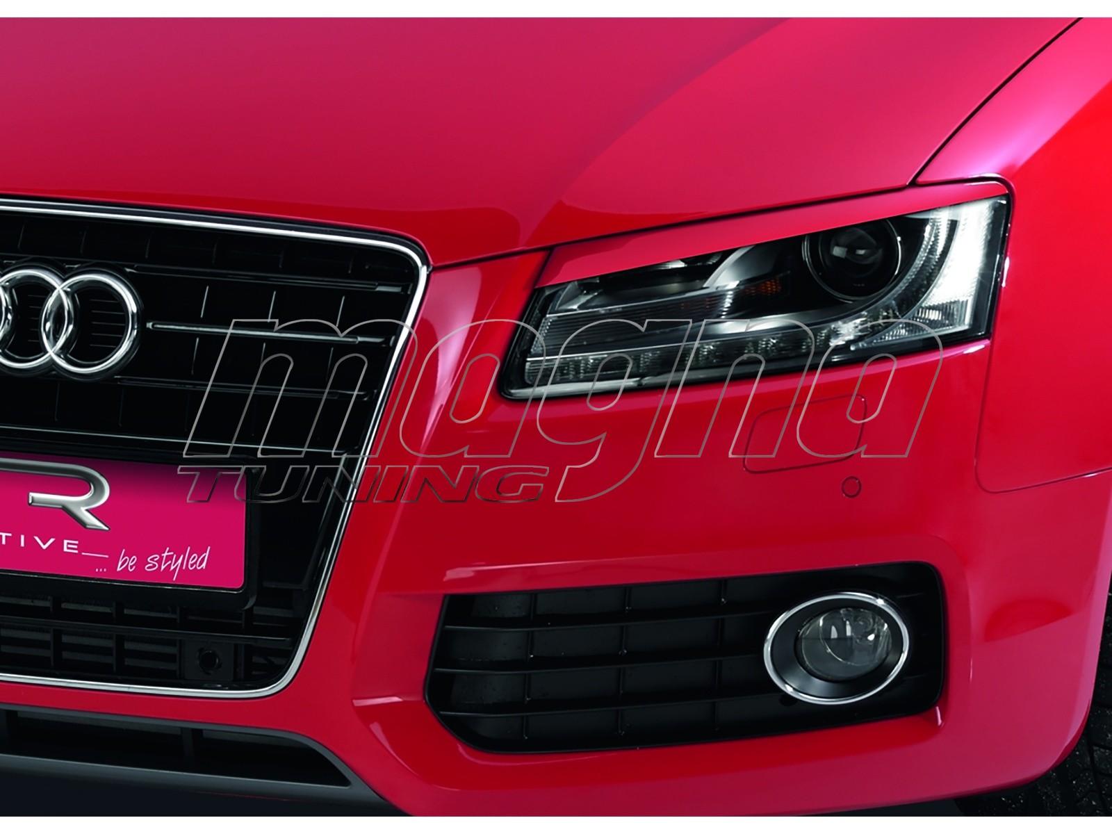 Audi A5 8T NewLine Scheinwerferblenden